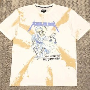 """Men's """"RS1NE"""" graphic T Paid $38 size L like new!"""